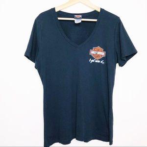 "Harley Davidson T-Shirt Crystal River FL"" XXL"